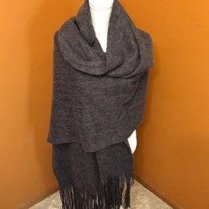 Free People super soft blanket scarf.